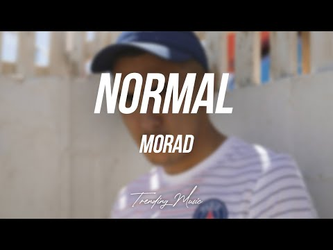Morad - Normal (Lyrics/Letra)