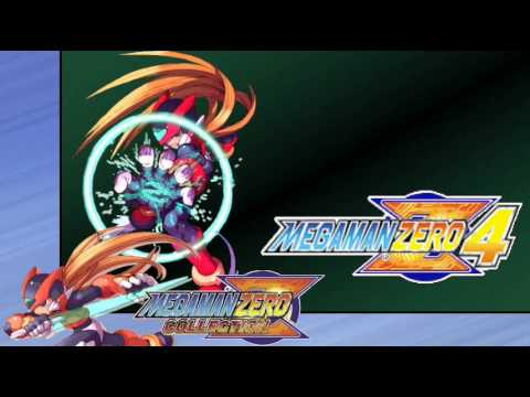 Mega Man Zero Collection OST - T4-11: Deep Blue (Tech Kraken's Stage)