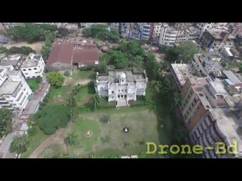 Aerial Footage Of Dhaka-Bangladesh