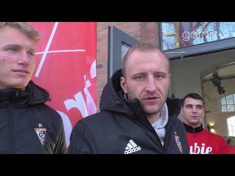 Piłkarze Górnika wzięli udział w Szlachetnej Paczce