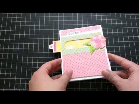 Pull Tab Card Tutorial