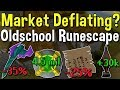 Is the OSRS Economy Actually Deflating? - May Market Analysis! [OSRS]