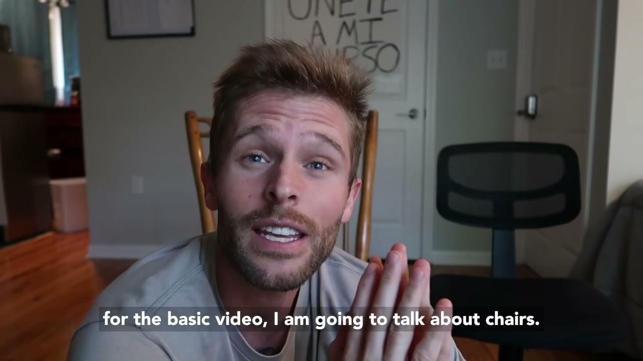 Así son los Vídeos de mi curso (nível básico)