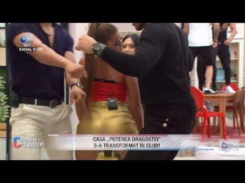 Download Puterea dragostei (11.07.) - Concurentii au incins ringul de dans! Simona si Jador, dans provocator!
