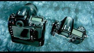 видео Nikon D300