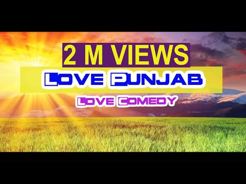 Love Punjab.Love Comedy Full Punjabi Movie  | Punjabi Popular Films 2016