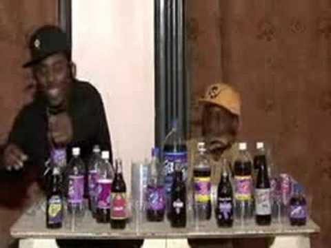The Great Grape Soda Taste Test Contest