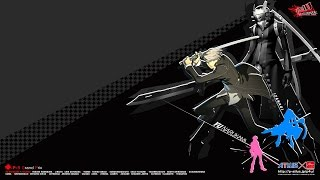 Persona 4 Arena Story Mode Yu Narukami Full HD