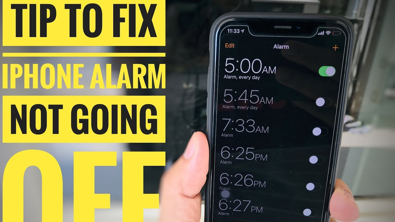 Will the Alarm Go Off If My iPhone Runs Out of Battery?