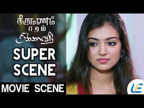 Thirumanam Enum Nikkah - Super Scene | Jai | Nazriya | Ghibran