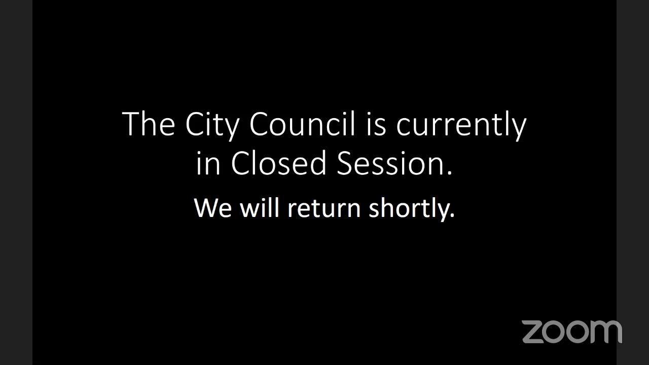 Download May 4, 2021 Regular City Council Meeting