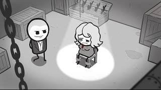 Interrogator - Cyanide & Happiness Minis