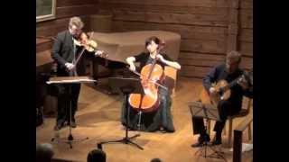 Arto Järvelä & Duo Vitare: Rigaudon & Humoreske (Jean Sibelius)