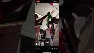 NBA YOUNGBOY ON INSTAGRAM LIVE BAILING OUT BEN10 FROM PRISON