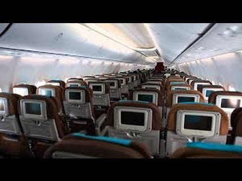 GARUDA INDONESIA | ECONOMY CLASS | BANGKOK-JAKARTA | BKK-CGK | BOEING 737-800NG
