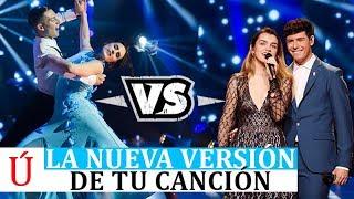 La version de Tu Canción de Amaia y Alfred,  Patry Jordan Bailando con las estrellas Eurovision 2018