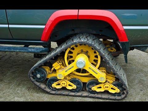 Самые невероятные изобретения для автомобиля, совершенно нового уровня 🚘