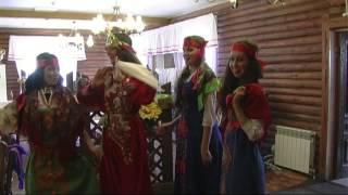 Выкуп в русском стиле (ролик для показа на свадьбе)