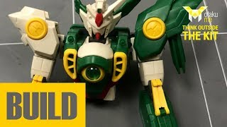 1/144 HGBF Wing Gundam Fenice Build