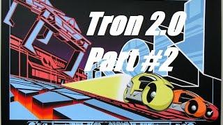 Oh boy light cycles - Tron 2.0