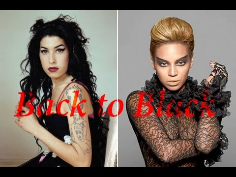 Fifty Shades Darker - Beyonce Ft Amy Winehouse - Back to Black