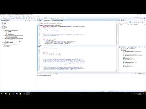 FRC Java Programming Tutorial Part 1: Project Setup - YouTube