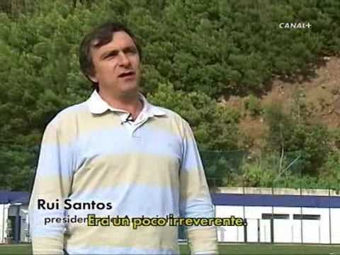 Fiebre Maldini: Los inicios de Cristiano Ronaldo