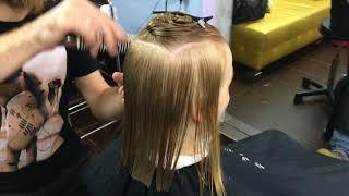 видео Прически и стрижки для тонких и редких волос (фото)