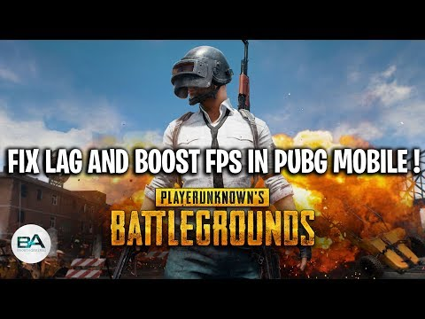 FIX LAG AND BOOST FPS IN PUBG ! [ GFX TOOL FOR PUBG ] - Off Topic