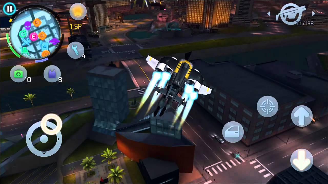 gangstar vegas android gameplay youtube