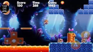 Super Jungle World 🍄 | Level 66 | Super Mario like game