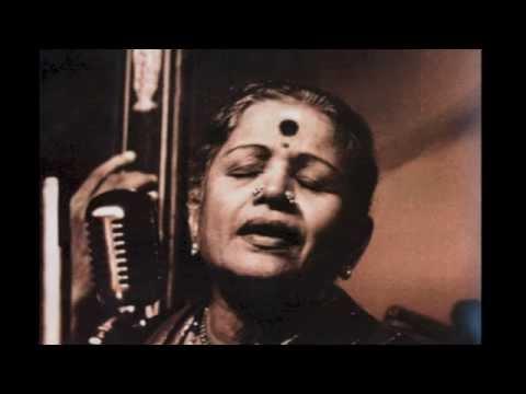 Raga Kalyani (Nidhichaala Sukhama) - MS Subbulakshmi