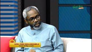 The Truth About Salary / Allowance For Senators _ Hon. Femi Gbajabiamila Reveals