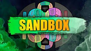 КАРТА - ПЕСОЧНИЦА В HOI4: Diversity Sandbox - Hearts of Castaways