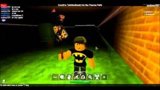 ROBLOX- Slender Building Part 1