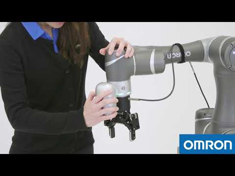 Omron Collaborative Robots Tutorial 6 – Pick and Place Using Vision