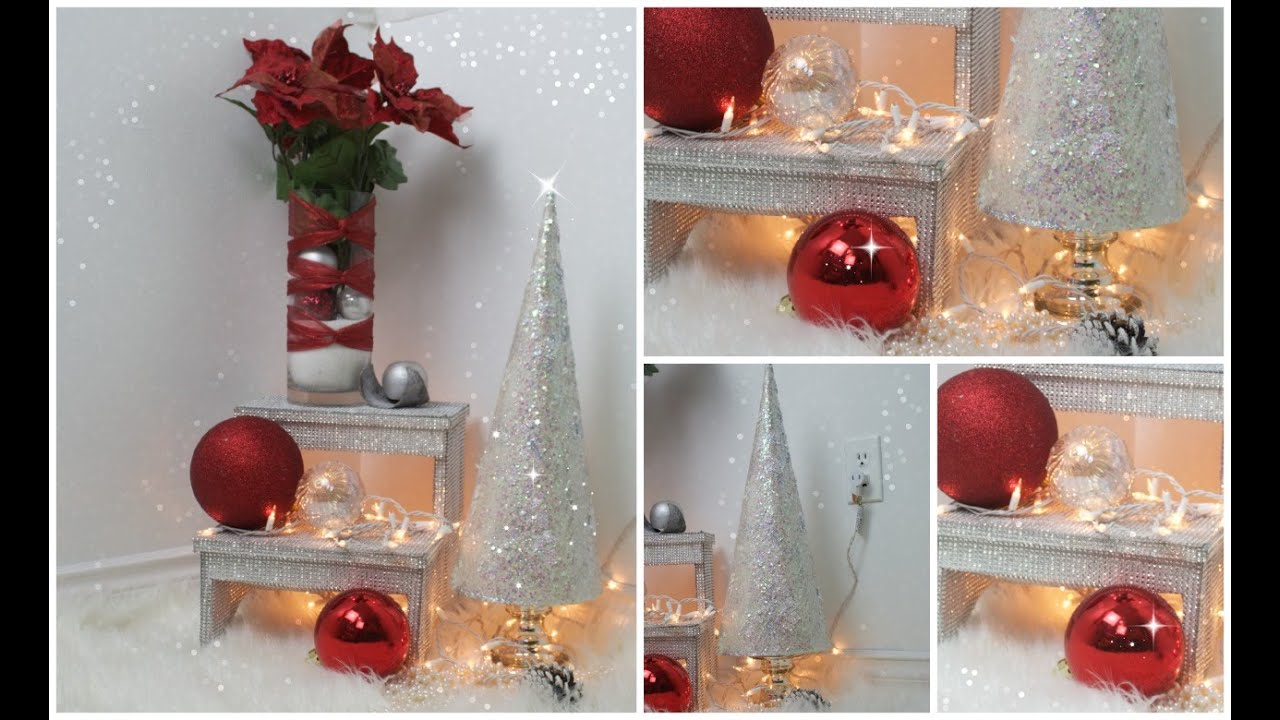 Super facil y economica decoracion para navidad 2do dia for Decoraciones rusticas para navidad