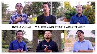 "Hexanada - Insha Allah | Insya Allah | Maher Zain feat. Fadly ""Padi"" (Acapella Cover)"