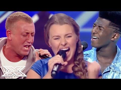 TOP Singing Auditions Ever? | X Factor Global