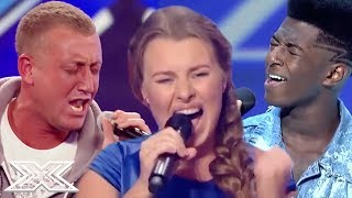 TOP Singing Auditions Ever  X Factor Global