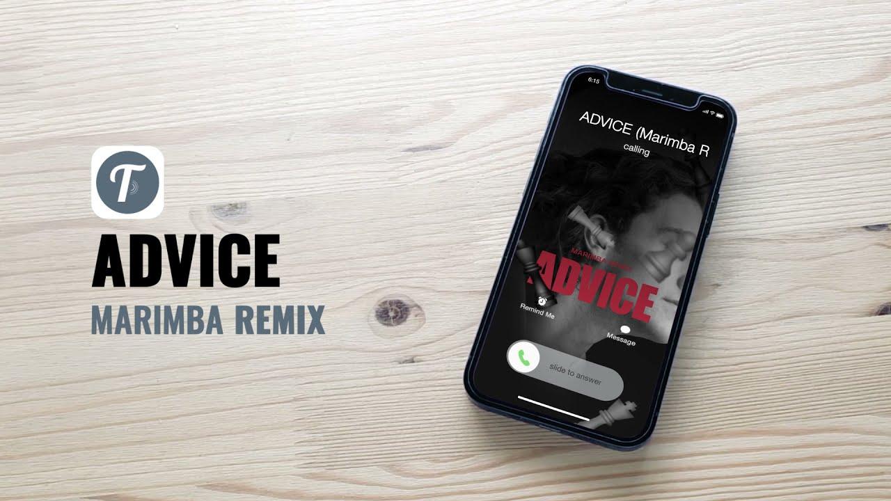ADVICE Ringtone (Marimba Remix)   Ringtone Advice TAEMIN Tribute   Download TUUNES APP