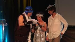 Inauguración del V Festival de Cortos de la Discapacidad