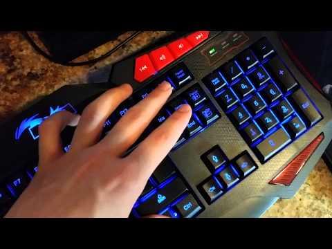 Rii Rm400 Led Gaming Keyboard Amp Mouse Combo Bundle Ama