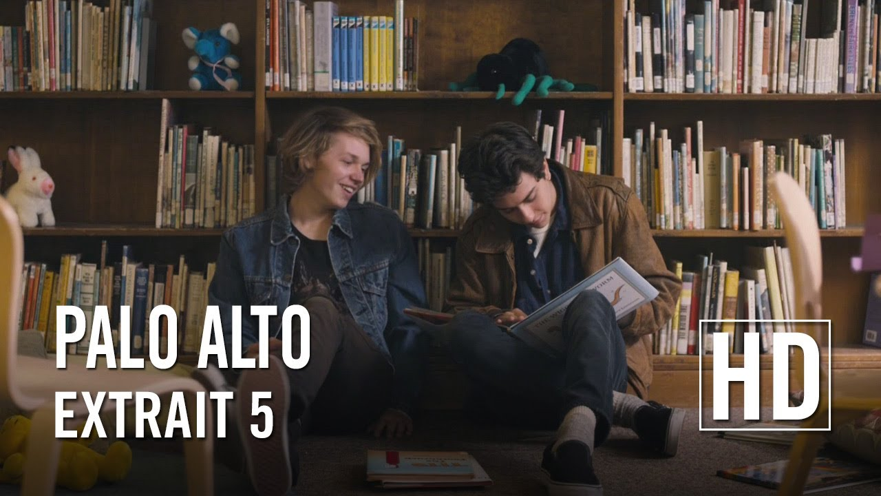 Palo Alto - Extrait 5