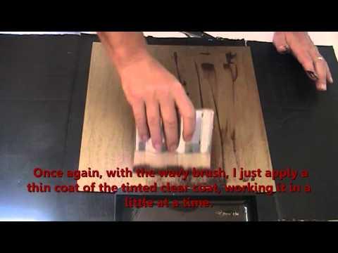 How to Woodgrain