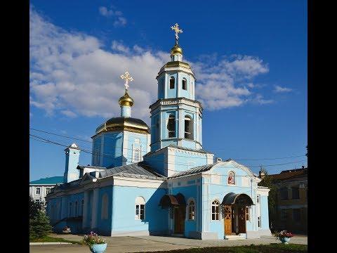 Казань. Церковь Тихвинской иконы Божией Матери