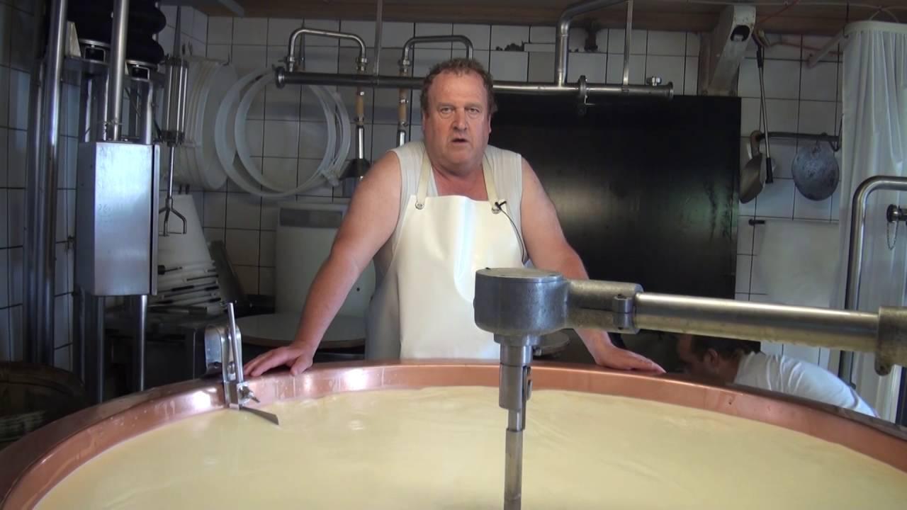 Rencontre avec François Briggen, fromager aux Fruitières de Nyon (VD)