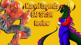 Marvel Legends BAF SP//DR Review