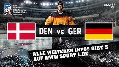 Deutschlands Overtime-Niederlage gegen Dänemark | EISHOCKEY WM 2017