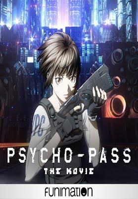 Psycho Pass The Movie On Animelab Youtube
